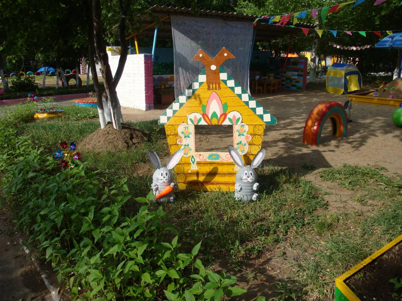 Тематические площадки в детском саду своими руками 24